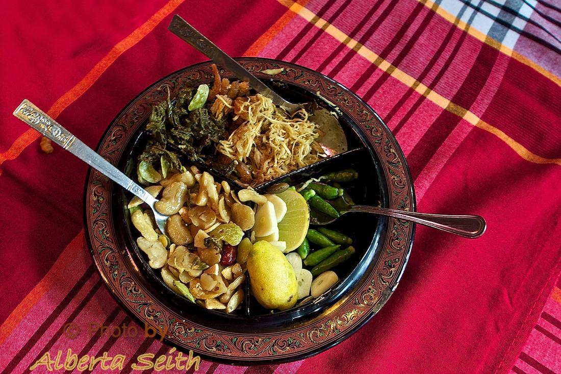 Green Tea Salad
