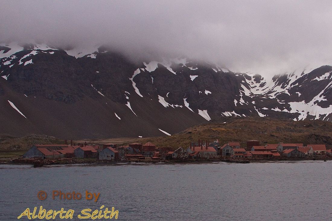 Stromness whaling station