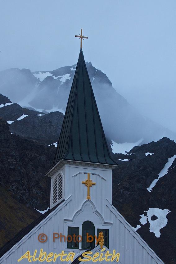 Grytviken chapel