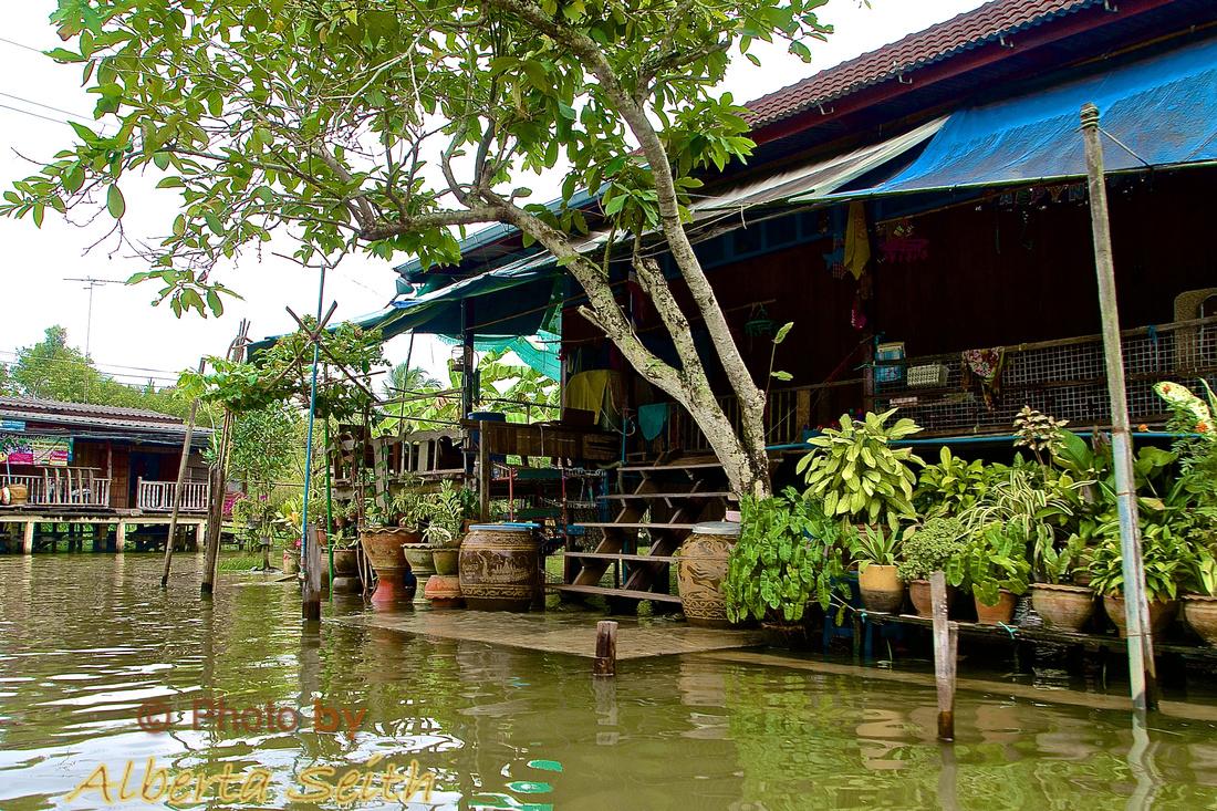 Thai House on a Klong