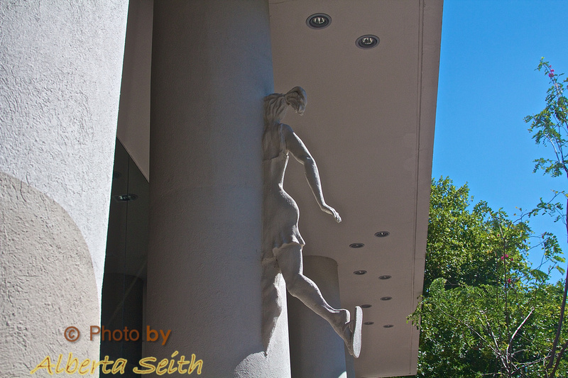 Building art,Buenos Aries