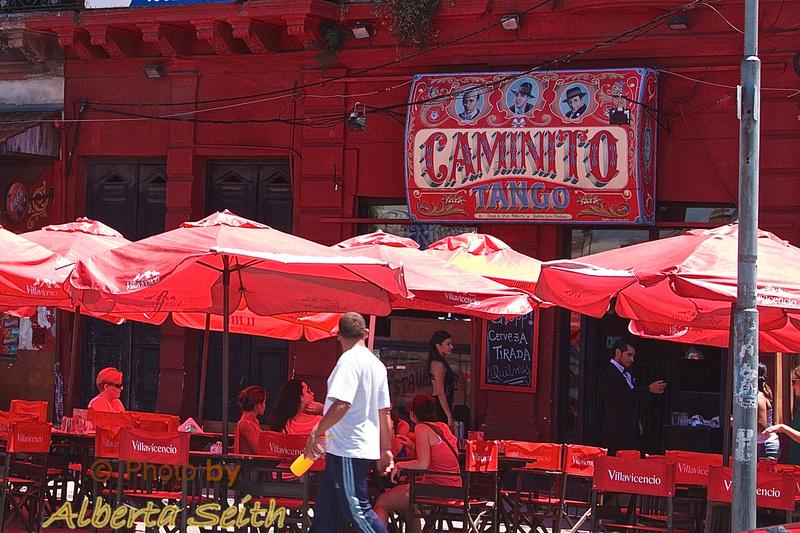 Caminito, Buenos Aries