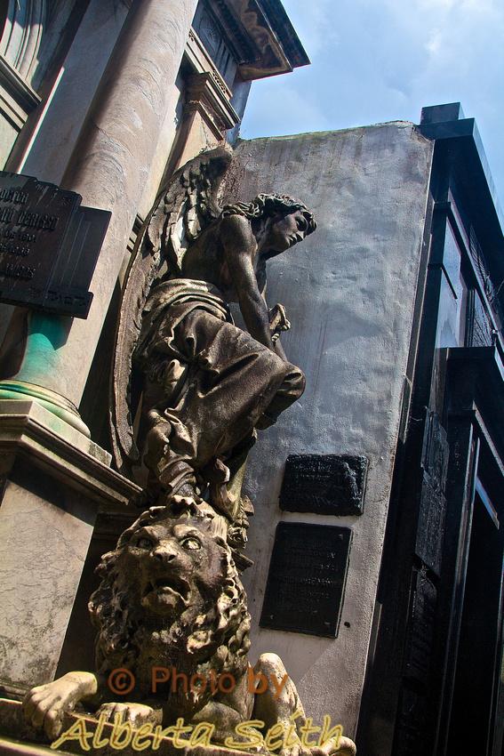 La Recoleta Cemetery, Buenos Aries