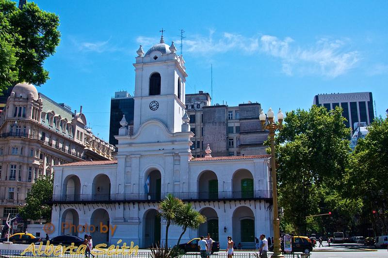National Museum of the Cabildo, Buenos Aries