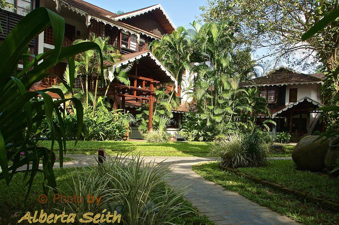 The Governor's Residence, Yangon