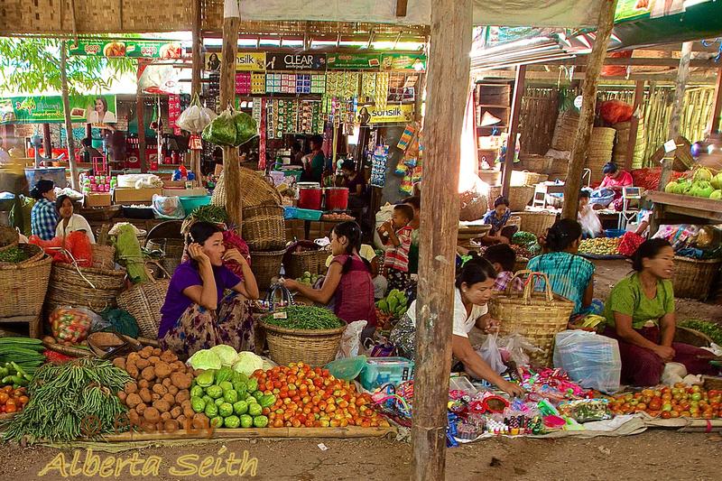 Bagon Outdoor Market
