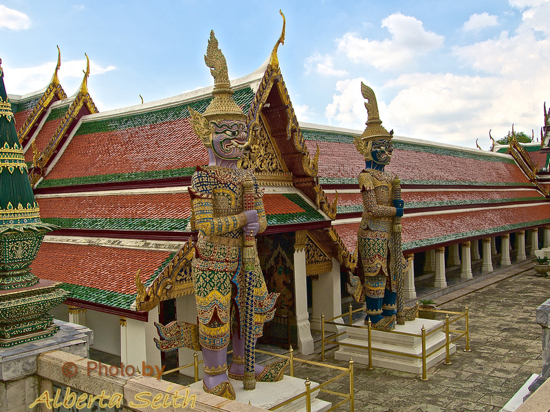 The Grand Palace Guards
