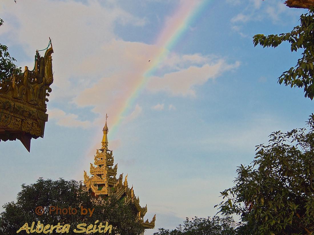 The Shwedegon Pagoda