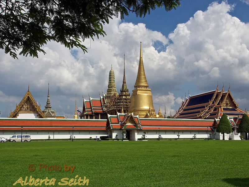 The Grand Palace-Bangkok